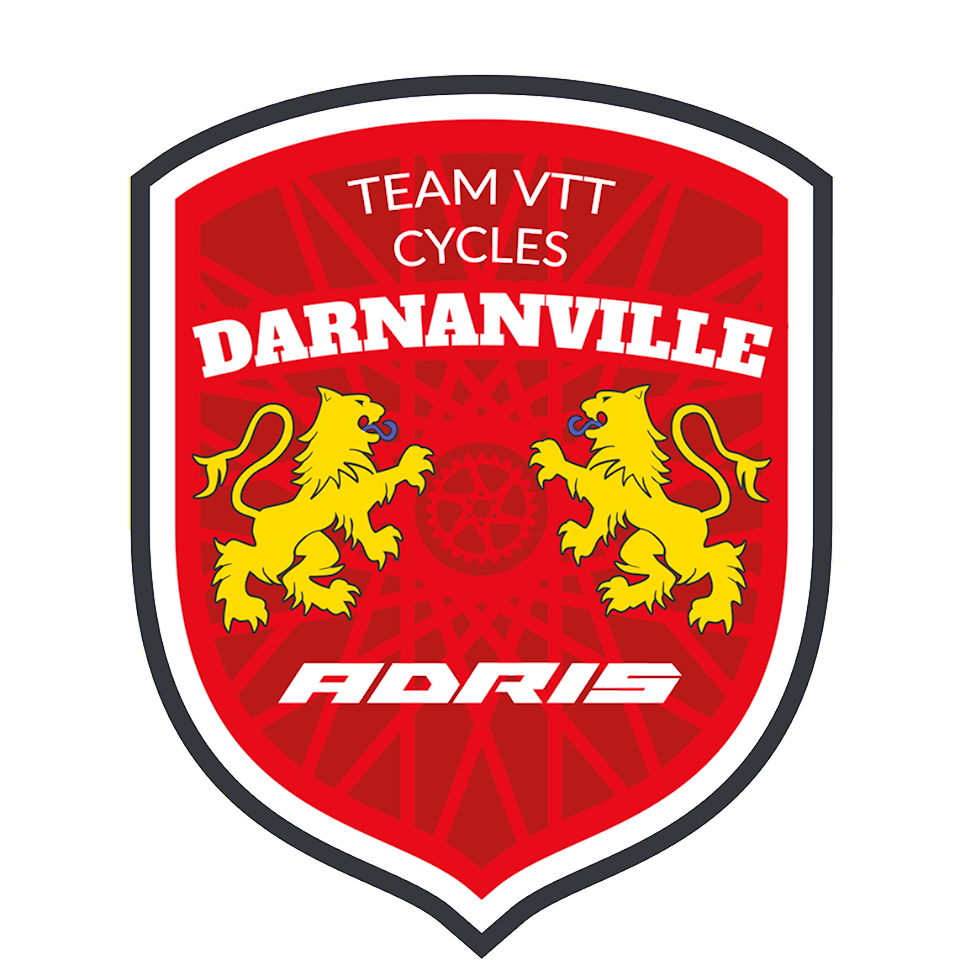 logo team VTT cycle darnanville OD Cycling